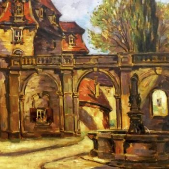 Savo P. Iwanow, Storchenhaus Bayreuth