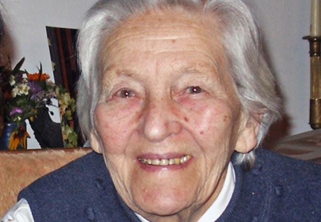Hilde Drechsel (1912-2004)