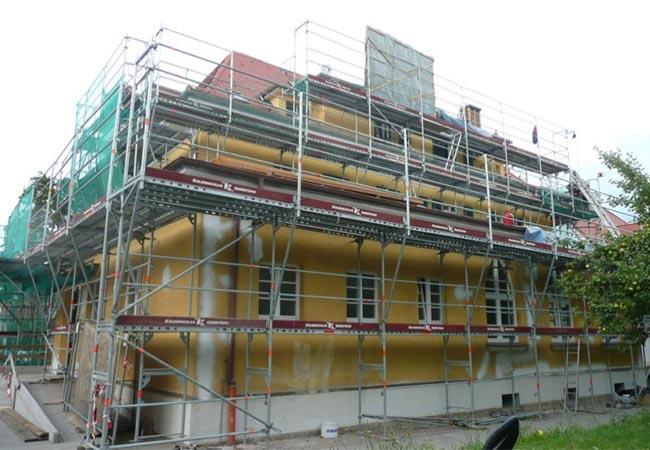 Sanierung des Löhehauses durch das Architekturbüro Becher und Partner