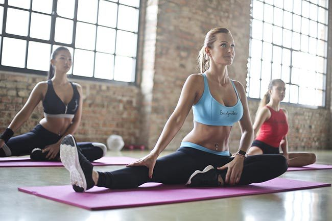 Gymnastik, Entspannung, Tanz – FBS Kurse