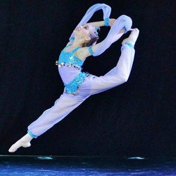 Johanna Krippner, Ballett solo, Europameisterin 2016