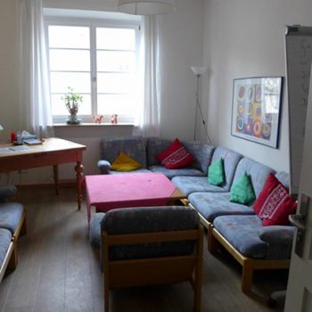 Besprechungs- und Beratungsraum im Löhehaus, 1. OG