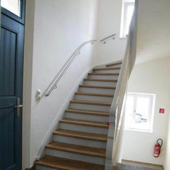 Treppenhaus, Löhehaus