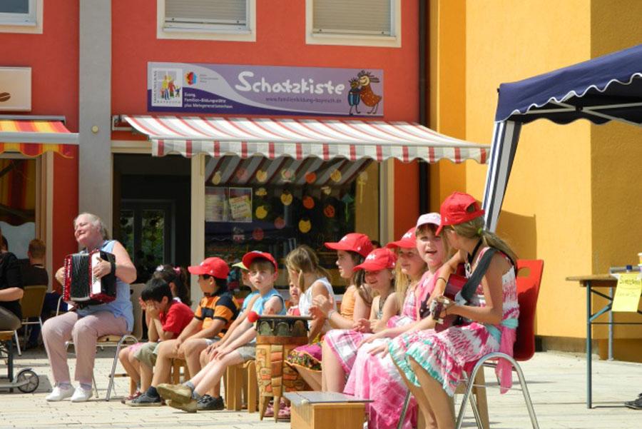Schatzkiste am Menzelplatz