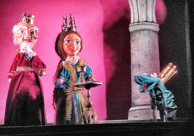 Fate Morgana: Puppentheater aus Leipzig