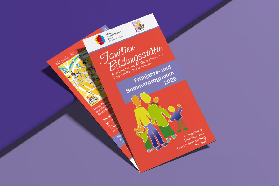 Programmheft 2020 – Familien-Bildungsstätte Bayreuth